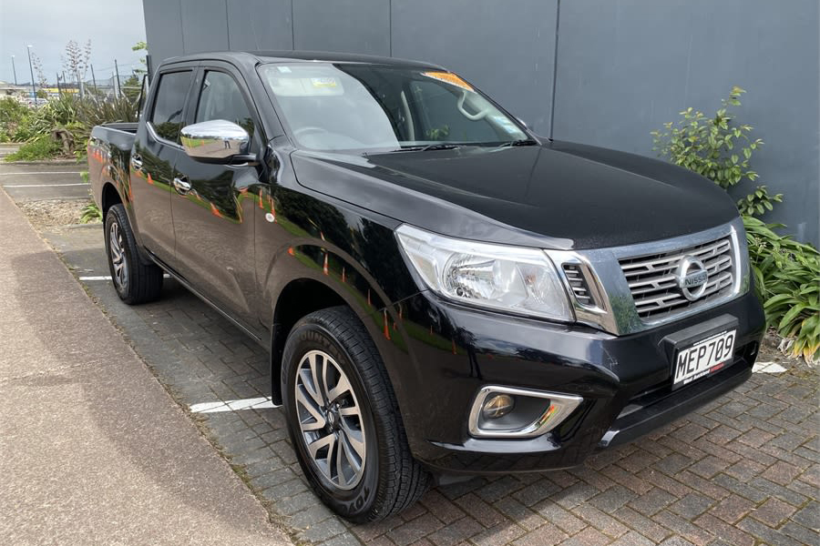 Navara RX 2WD From Just $144 Per Week!