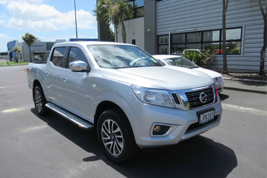 Navara Intrepid Edition From Just $240 Per Week!
