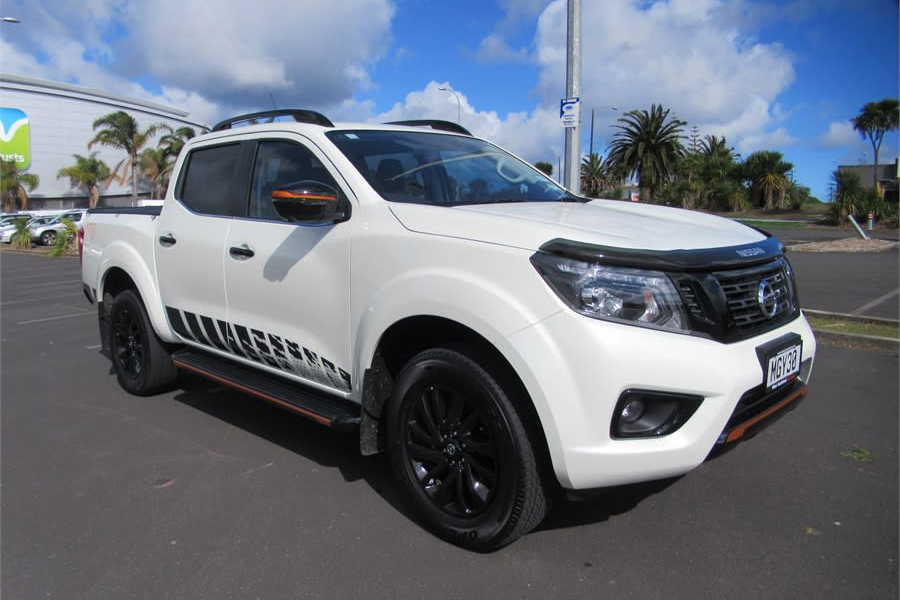 Navara 450 ST-X From Just $241 Per Week!