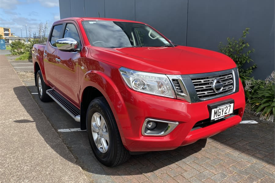 Navara ST From Just $167 Per Week!