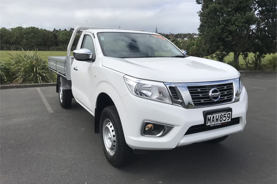 Navara RX Flat deck With Tow bar from just $158 Per week!
